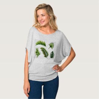 De Bovenkant van de Cirkel van Flowy van het T Shirt