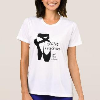 De Bovenkant van de Dans van Pointe van de T Shirt