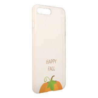 De Bovenkant van de pompoen iPhone 8/7 Plus Hoesje