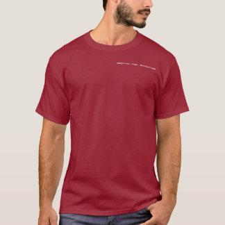 De Bovenkant van Jungfrau van T-shirt 1 van het