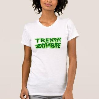 De bovenkant van Trendy vrouwen van de Zombie T Shirt