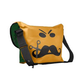 De boze zak van de de douaneboodschapper van Smile Messenger Bags