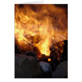 De Brand van de smid Briefkaarten 0