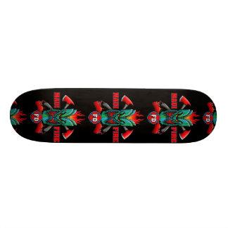 De Brand van Maui Skateboard Decks