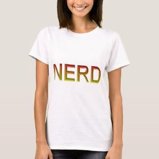 De Brand van Nerd T Shirt