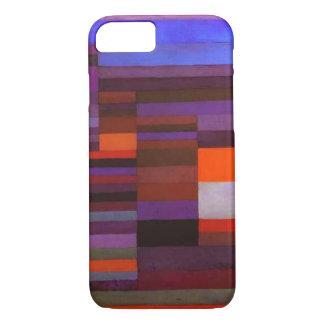 De Brand van Paul Klee in Avond iPhone 7 hoesje