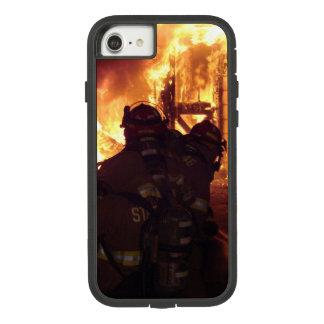 De brandbestrijdings Brand van de Structuur Case-Mate Tough Extreme iPhone 8/7 Hoesje