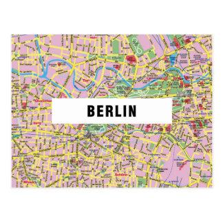 De BRIEFKAARTEN ♥ Berlijn van de KAART Briefkaart