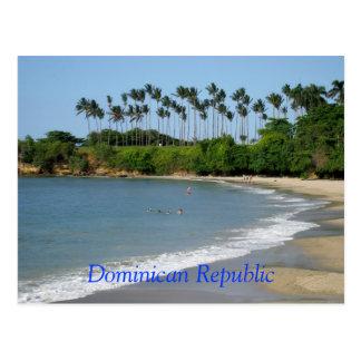 De Briefkaarten van de Dominicaanse Republiek Briefkaart