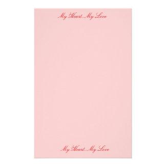 De Brieven van de liefde Briefpapier