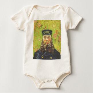 De Brievenbesteller van het portret Joseph Roulin Baby Shirt