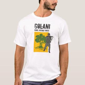 De Brigade van de Infanterie van Golani, de T Shirt