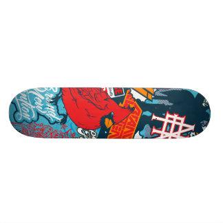 De Brij van de Kunstenaar BNI Skateboard Deck