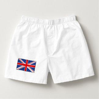 De Britse Boksers van de Vlag
