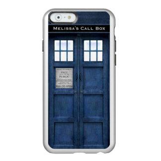 De Britse Doos van het Telefoongesprek van de Incipio Feather® Shine iPhone 6 Hoesje