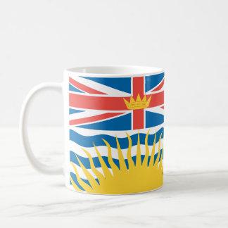 De BRITSE Vlag van COLOMBIA Koffiemok