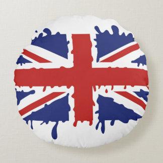 Britse vlag kussens britse vlag sierkussens online for Lang rond kussen