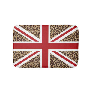 Brits Badmatten Zazzle Nl