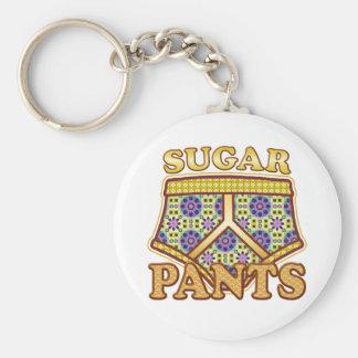 De Broek van de suiker v2 Sleutelhanger