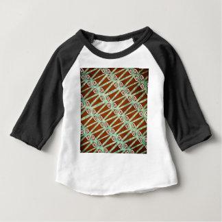 De Broodjes van de Hoorn van de eenhoorn Baby T Shirts