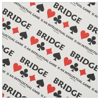 De brug is een Intellectueel Spel Vier de Kostuums
