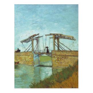 De brug van Arles - Vincent van Gogh Briefkaart