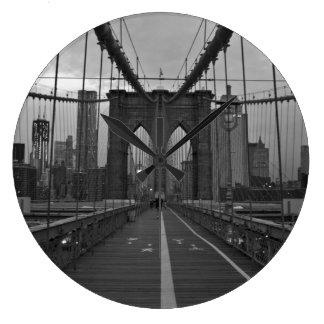 De Brug van Brooklyn Grote Klok