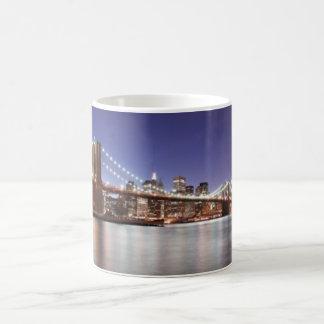 De Brug van Brooklyn Koffiemok