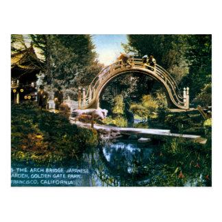 De brug van de Boog Briefkaart