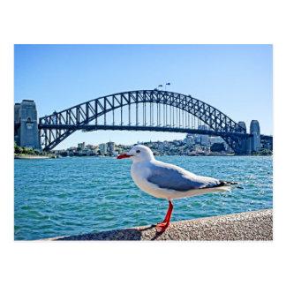 De Brug van de Haven van Sydney - het Briefkaart