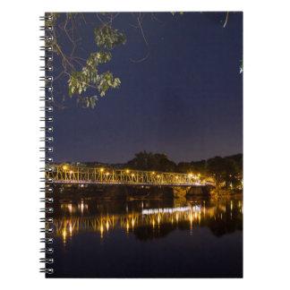 De Brug van de nacht Notitieboek