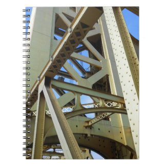De Brug van de Toren van Sacramento Notitieboek