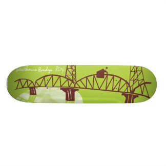De Brug van Hawthorne, Skateboard PDX