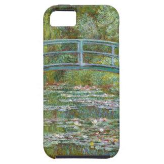 De Brug van Monet over Vijver Tough iPhone 5 Hoesje