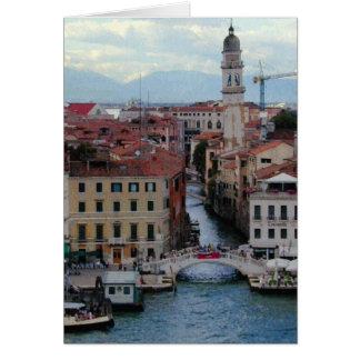 De Brug van Venetië Briefkaarten 0