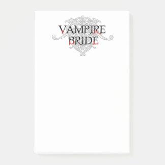 De Bruid van de vampier Post-it® Notes