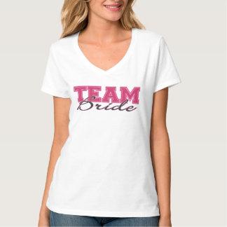 De Bruid van het team T Shirt