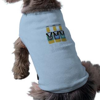 De Bruidegom Beerbottles Zqf18 van het team T-shirt
