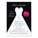 De bruids Uitnodiging van het Middagmaal -- Bruids