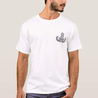 (De Bruine) Kust EOD van het westen T Shirt
