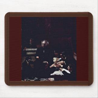 De brutoKliniek door Thomas Eakins (Beste Muismatten