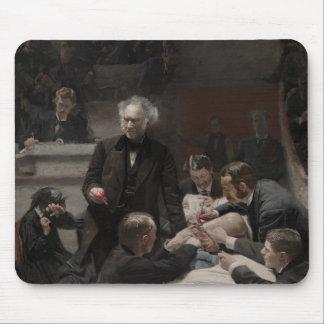 De brutoKliniek door Thomas Eakins Muismatten