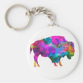 De Buffels van de waterverf Sleutelhanger