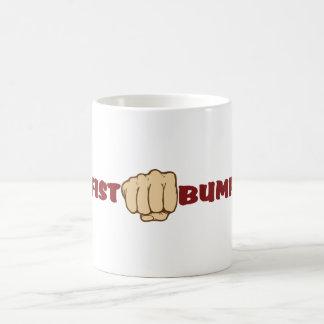 De Buil van de vuist Koffiemok