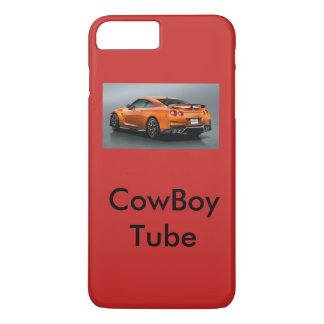 De Buis iphone7 van de cowboy plus hoesje