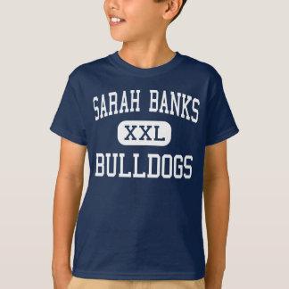 De Buldoggen MiddenWixom Michigan van de Banken T Shirt