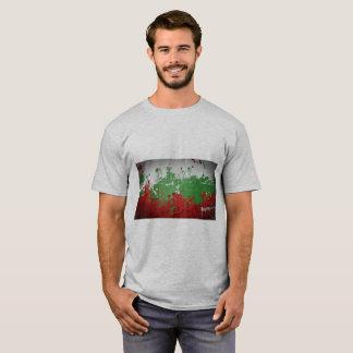 De Bulgaarse T-shirt van de Vlag