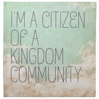 De Burger van het koninkrijk Servet