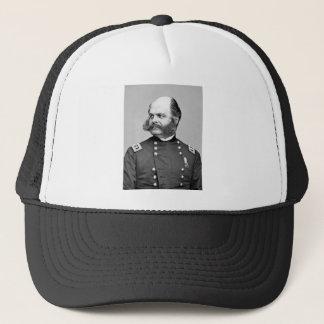 De burgeroorlog General Ambrose E. Burnside van Trucker Pet