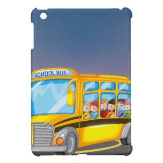 De bus van de school iPad mini hoesje